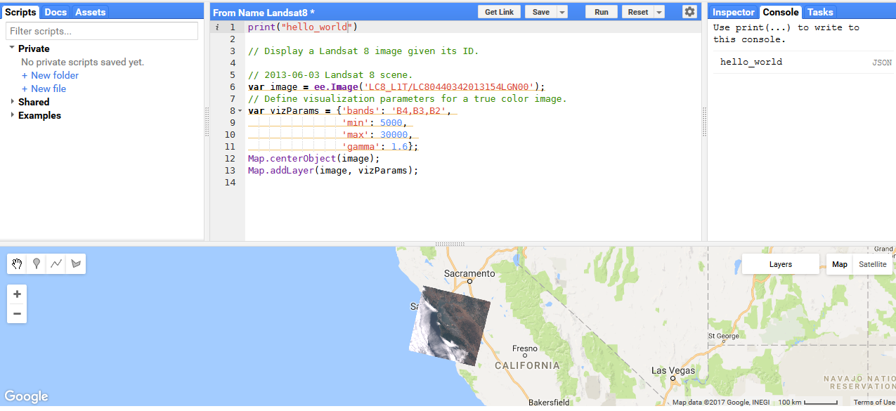 5 Awesome things about Google Earth Engine