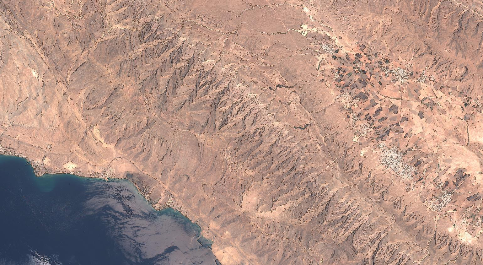 Earth Observation Sentinel2